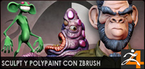 Curso ZBrush Online