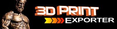 3D Print Exporter Español
