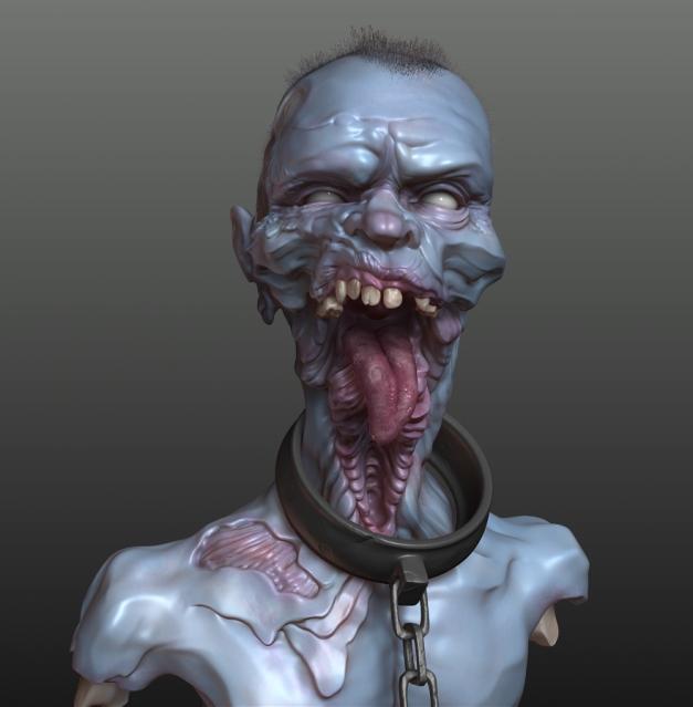 zombi inofensivo f