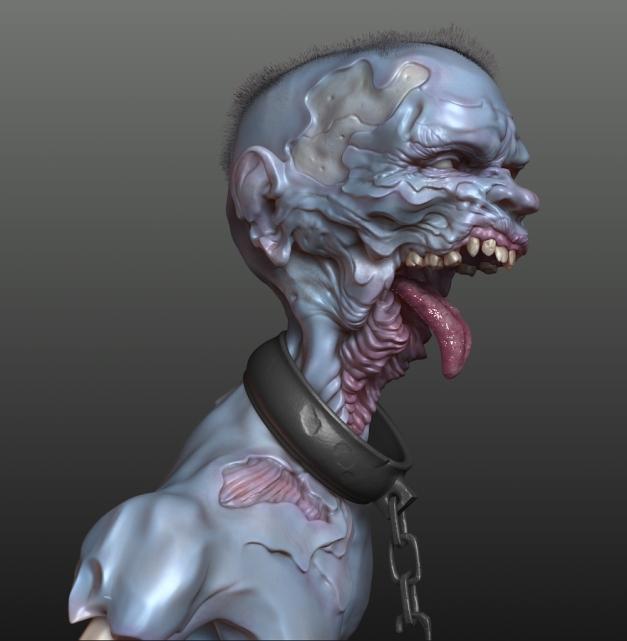 zombi inofensivo r